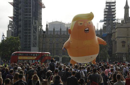 Donald Trumps langer Schatten