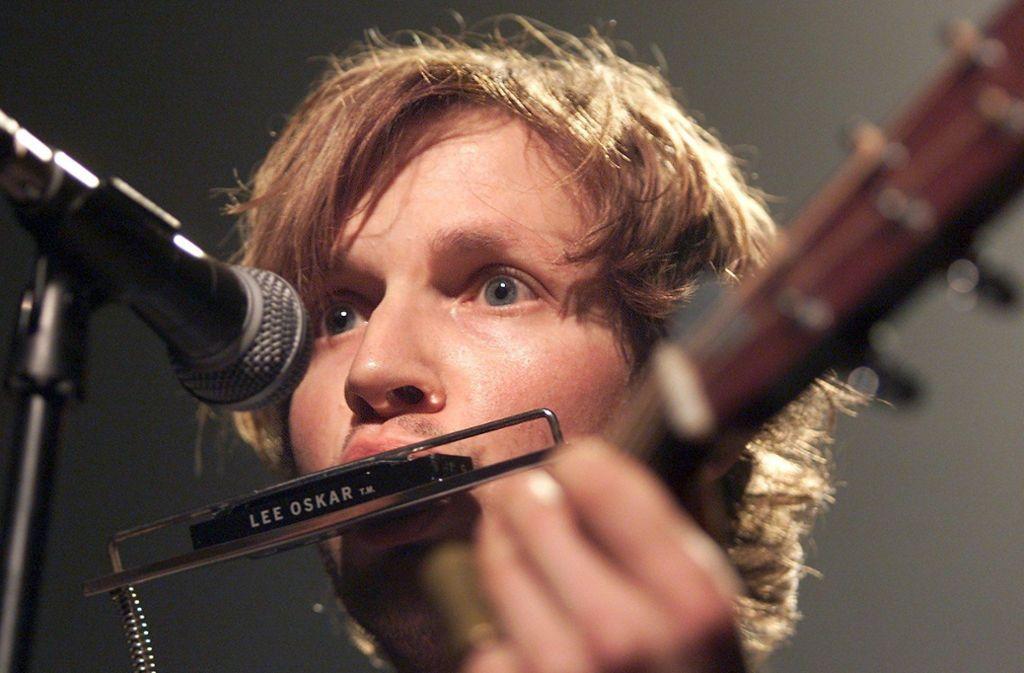Auch der Musiker Beck bringt ein neues Album heraus. Foto: /Fabrice_Coffrini