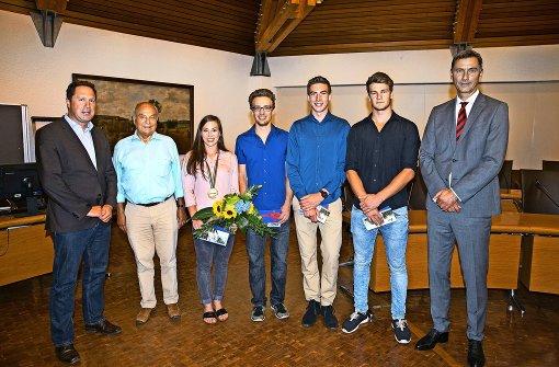 Medaillen-Sommer für Ski-Inliner und Leichtathleten