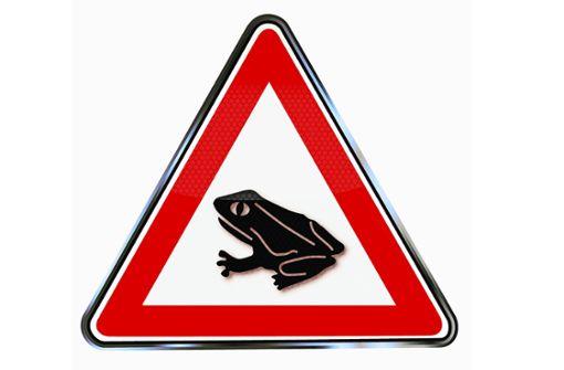 Kritik an  weiteren Schranken zum Schutz der Kröten