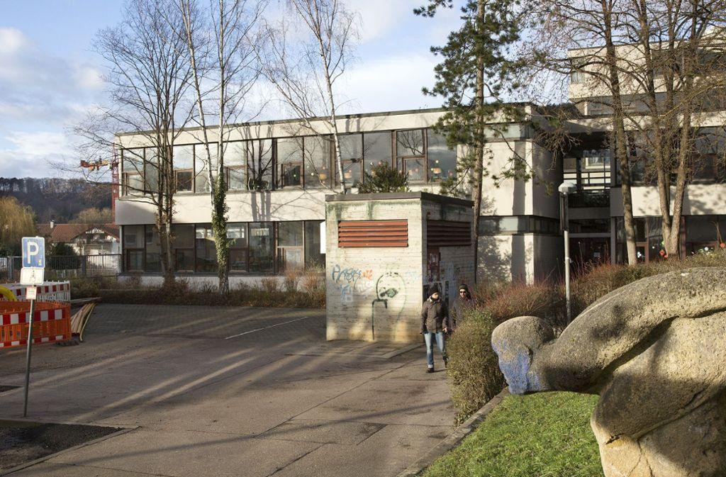 Die Sanierung des  Gymnasiums Plochingens verschlingt knapp 48 Millionen Euro. Foto: /Ines Rudel