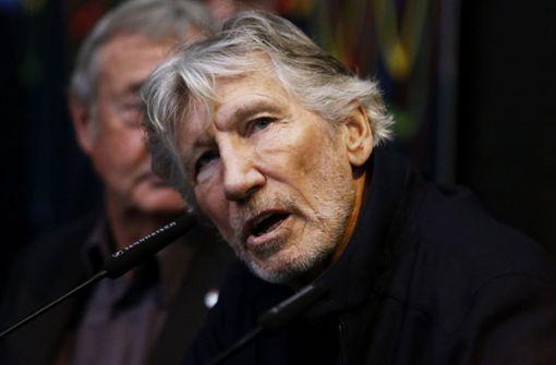 Pink-Floyd-Sänger kritisiert Benefizkonzert