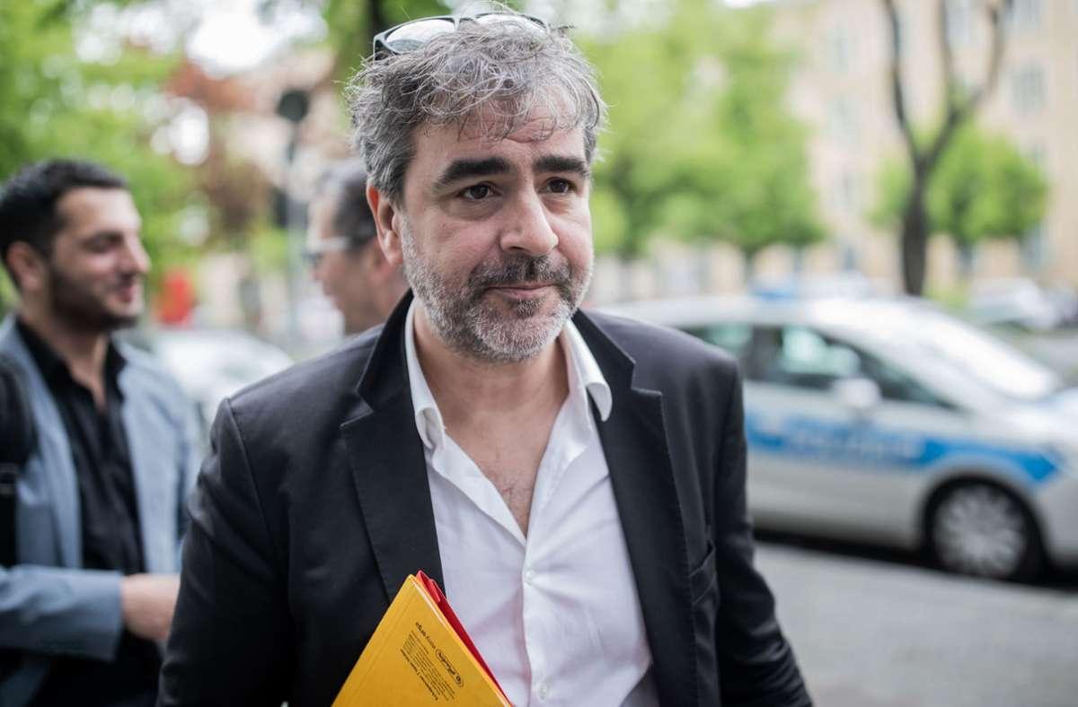 Deniz Yücel wurde in der Türkei zu zwei Jahren und neun Monaten Haft verurteilt. Foto: dpa/Michael Kappeler