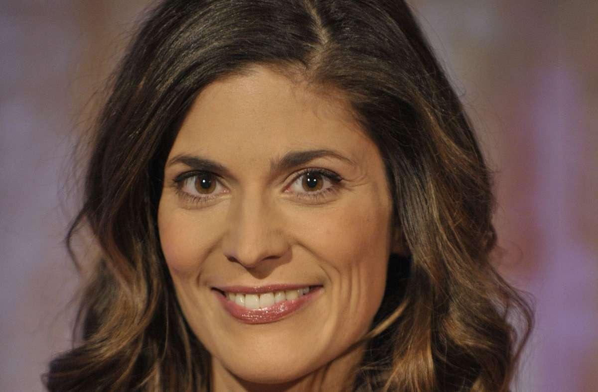 Die Moderatorin Katty Salié darf jetzt auch Reporterin sein. Foto: ZDF/ Jürgen Detmers