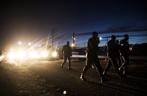 Notfalls wollen die Briten in der Nacht schließen