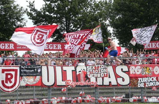 Fan-Freundschaft zu den Stuttgarter Kickers