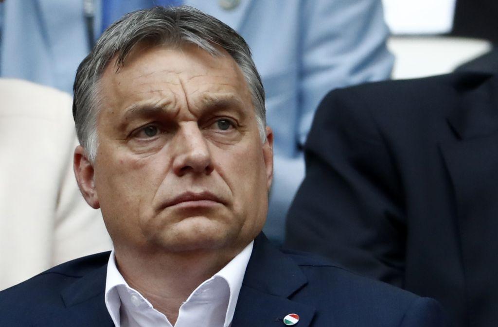 Victor Orban wird Großbritannien in der EU vermissen. Foto: AFP
