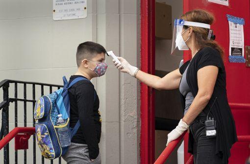 Erneut Rekord an Neuinfektionen in den USA
