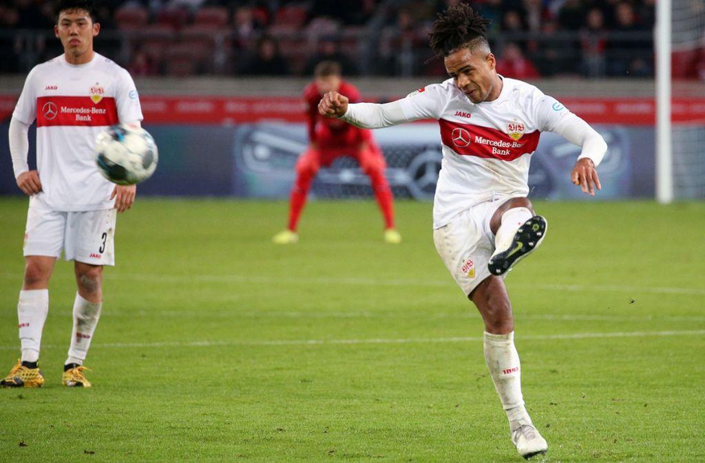 Daniel Didavi vom VfB Stuttgart ist wieder fit für den DFB-Pokal gegen  Bayer 04 Leverkusen. Foto: Pressefoto Baumann/Alexander Keppler