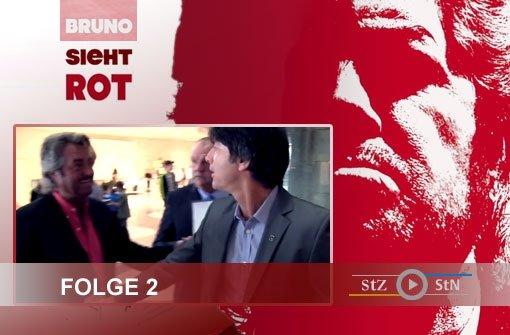 Bruno sieht rot: Das Treffen mit Jogi Löw