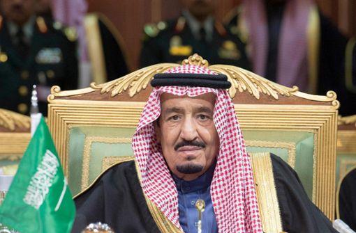 Königreich schafft Todesstrafe für Minderjährige ab