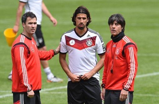 Löw sieht DFB-Team im Aufwärtstrend