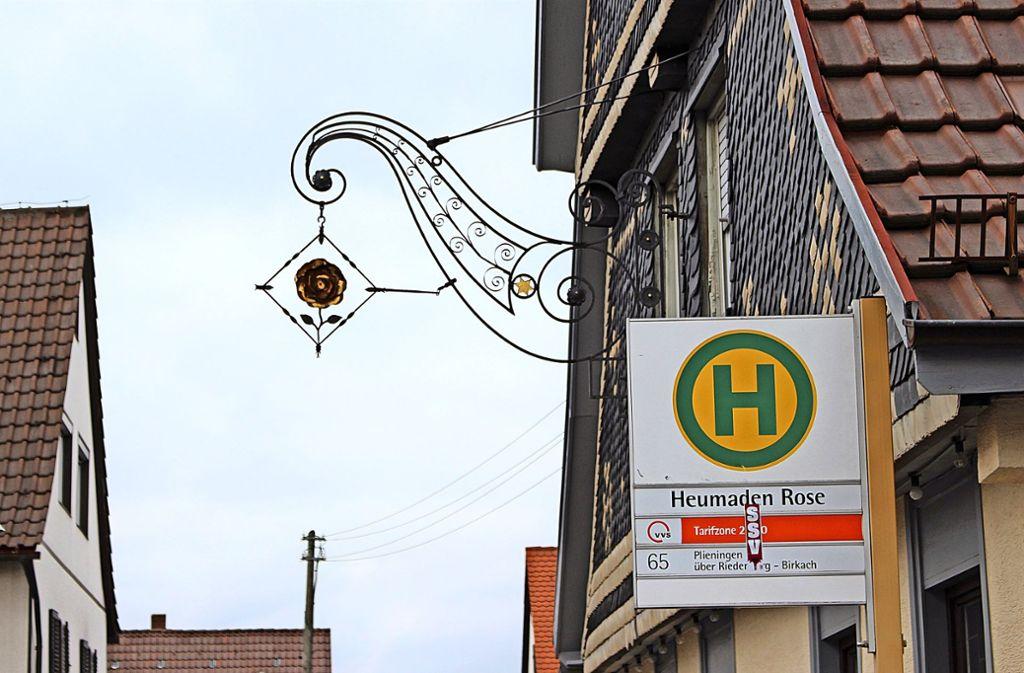 Das Terre e Mare –  ehemals das Gasthaus Rose – hat zugemacht. Foto: Holowiecki