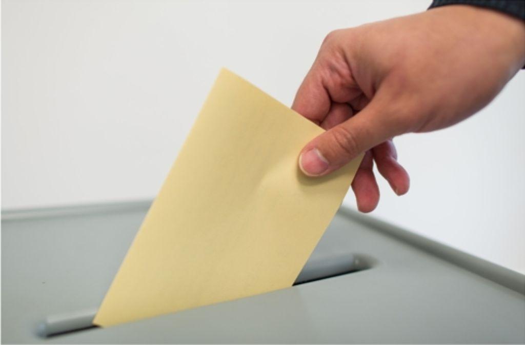 Im vergangenen Jahr  gab es 35 Verfahren zur direkten Demokratie in den Kommunen. Foto: dpa