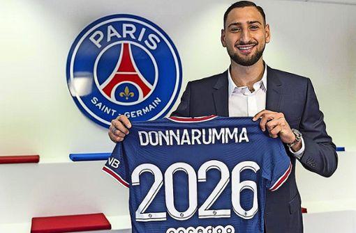 So lässt Paris Saint-Germain die Muskeln spielen