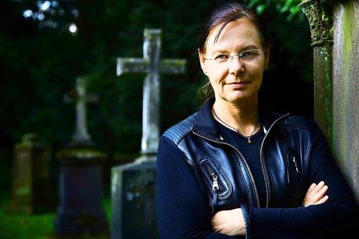 Christine Lehmann Foto: Günther Ahner