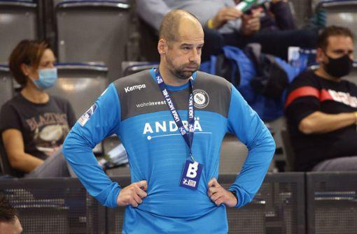 Ohne Trainer Jürgen Schweikardt in Wetzlar