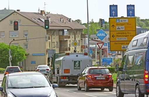 Eine Stadt bricht in Sachen Verkehr in die Zukunft auf