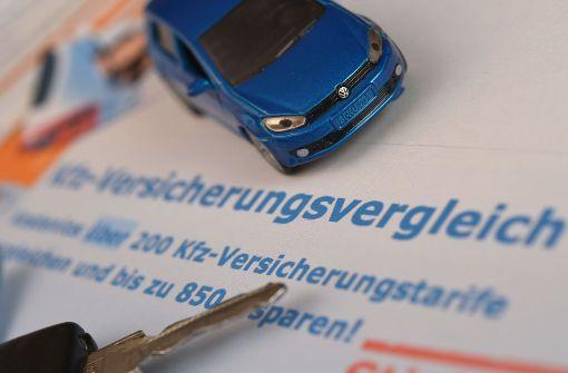 Kfz-Versicherungen werden 2018 teurer