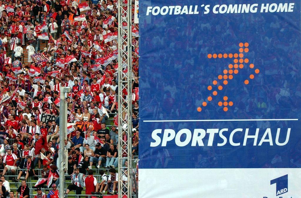 """Die """"Sportschau"""" erhält für die Sommerpause ein neues Format. Foto: dpa"""