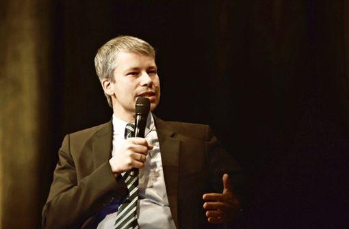 Steffen Bilger kämpft weiter für den Nordostring