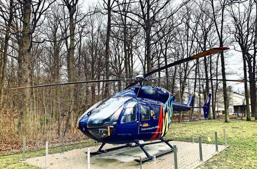Forscher kämpfen gegen Hubschrauberlärm