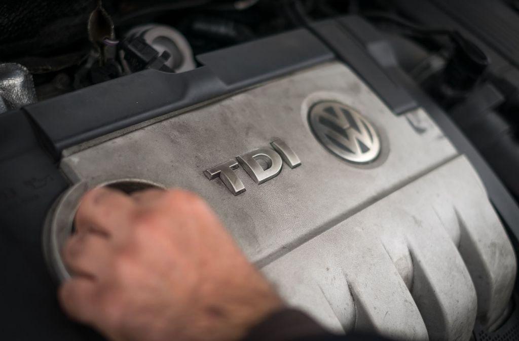 Auch ältere Diesel werden noch länger nach Stuttgart fahren dürfen. Foto: Lichtgut/Max Kovalenko