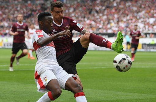 Der VfB steht unter Zugzwang