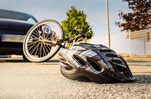 Immer mehr Radfahrer in Unfälle verwickelt