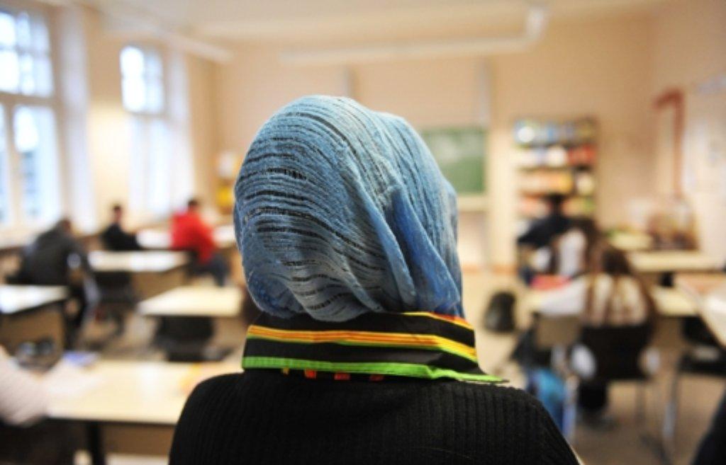 Leben Muslime in einer Parallelwelt? Foto: dpa