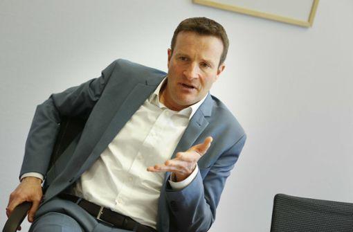 """Martin Körner: """"Ich traue mir zu, die Wahl zu gewinnen"""""""