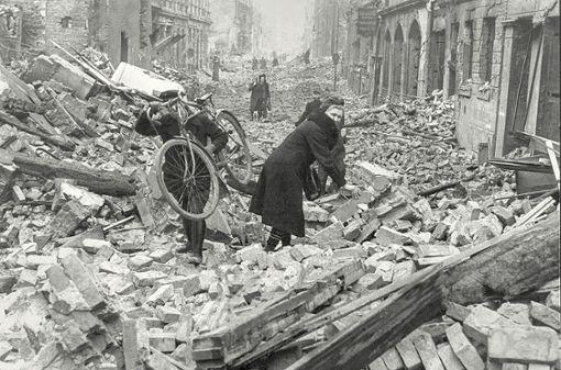 Leben im Bombenhagel