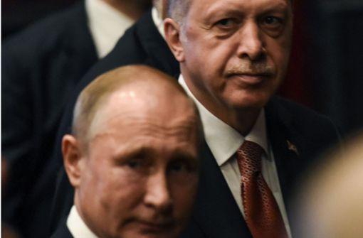 Erdogan brüskiert die USA