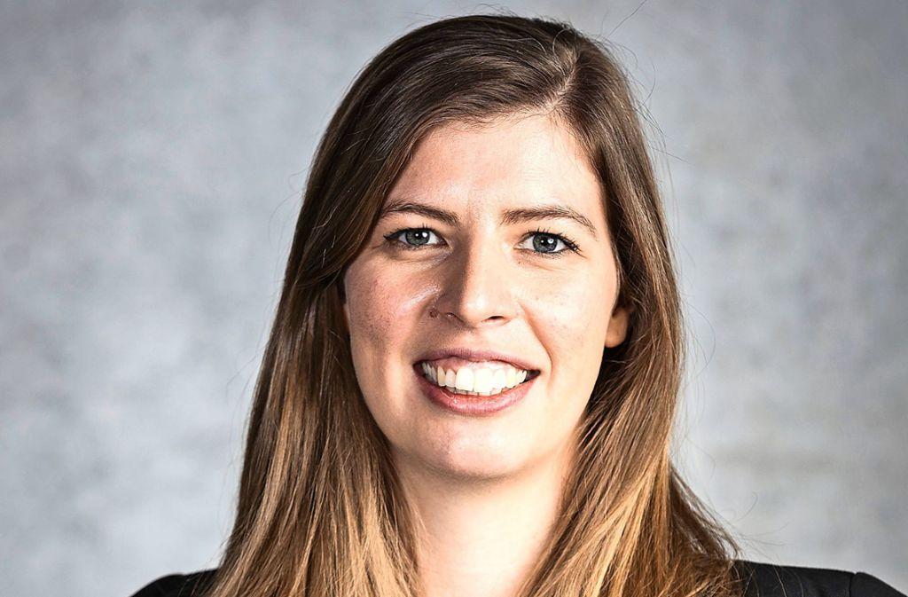 Julia Schwärzler ist die Sprecherin des Weltmarktführers in Sachen Seilbahnbau. Foto: privat