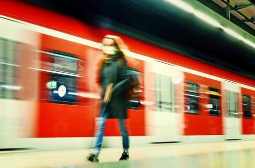 So pünktlich war die S-Bahn im Jahr  2020