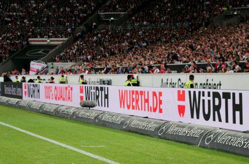 Würth steigt als Sponsor aus – das sagt man beim VfB dazu