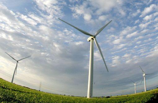 Klage gegen drei Windräder
