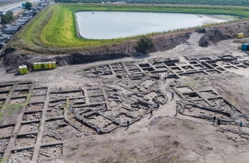 Spektakulärer Fund! Antike Metropole in Israel entdeckt