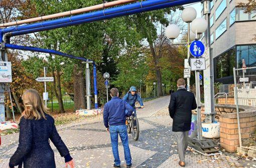 Fußgänger – das schwächste  Glied in der Kette