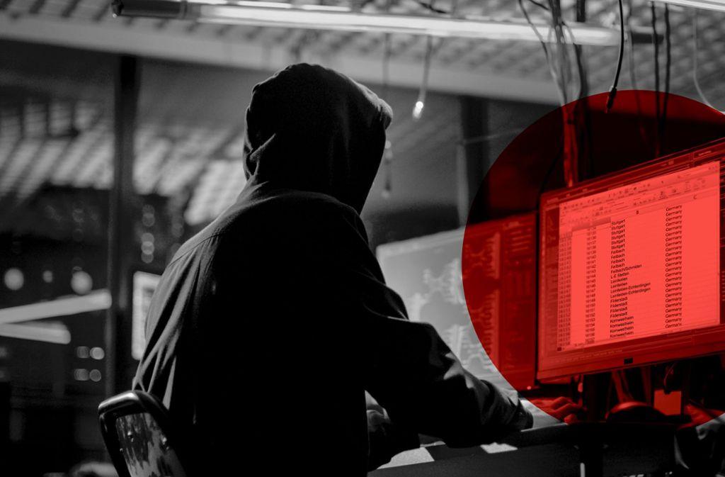 Rechtsextreme nutzten für die Planung von Mordanschlägen ein Register, das 25.000 Adressen zählt. Auch aus Stuttgart, aus Böblingen, aus Esslingen, aus Ludwigsburg, aus Göppingen, aus  dem Rems-Murr-Kreis. Foto: Gorodenkoff - stock.adobe.com