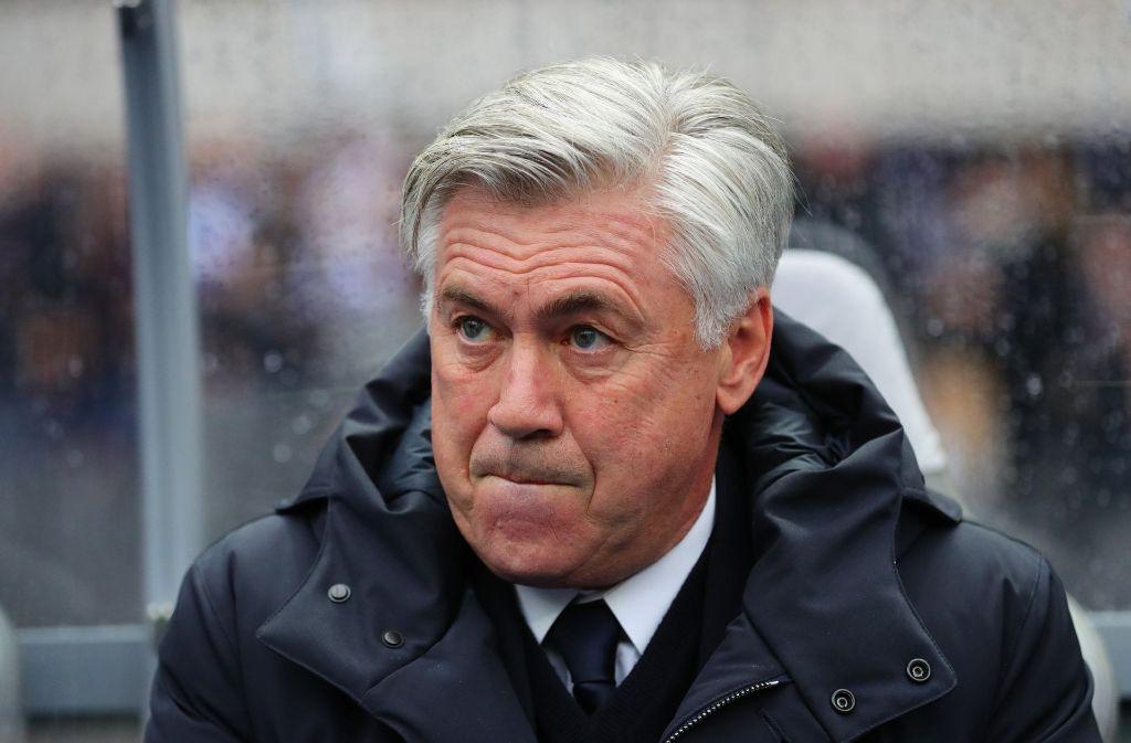 Statt Strafe spendet der Trainer des FC Bayern München, Carlo Ancelotti, 5000 Euro an die DFB-Stiftung. Foto: dpa