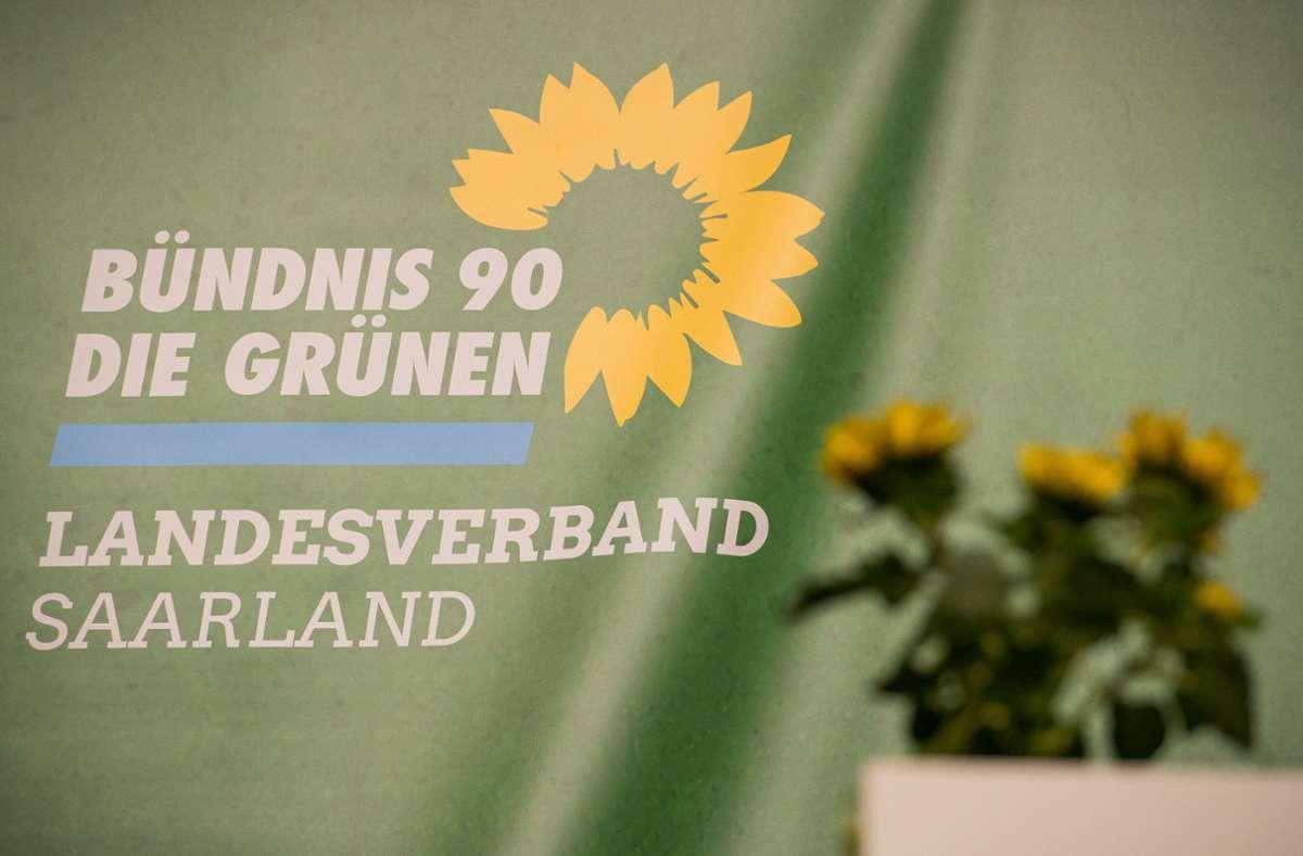 Bei den Grünen im Saarland sind wilde Diskussionen im Gange. Foto: dpa/Oliver Dietze