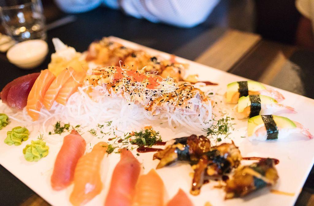 Die asiatische Küche hält so manche Überraschung bereit. Foto: Lichtgut/Verena Ecker