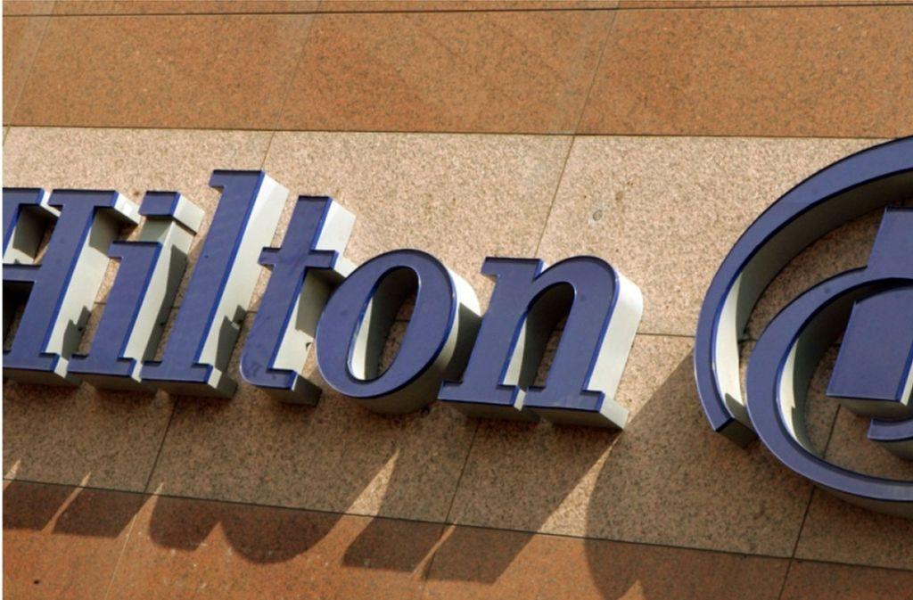 Die Hotelkette gab an, in der Angelegenheit mit den Behörden zusammenarbeiten zu wollen. Foto: AP