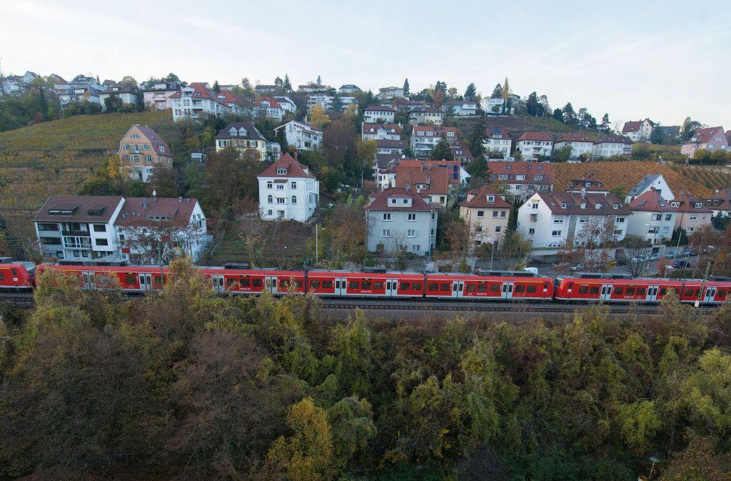 Die Gäubahnstrecke ist eine wichtige Verbindung für weitere Bahnstrecken. Foto: dpa