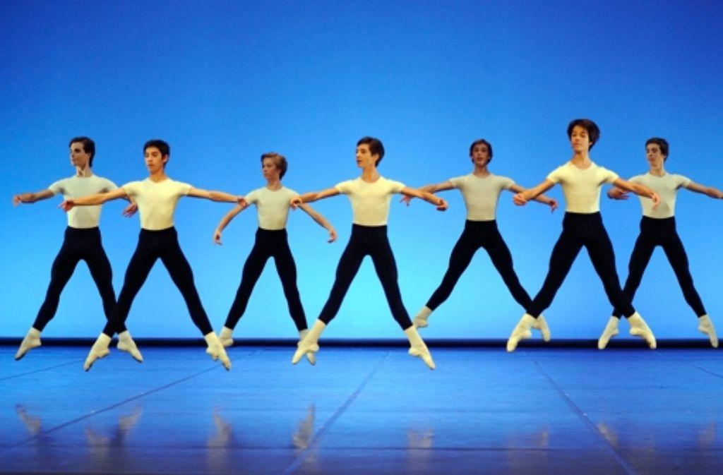 Porsche und die Stadt Stuttgart gründen eine gemeinsame Stiftung zu Gunsten der John-Cranko-Schule. Mehr Informationen über die Ballettschule finden Sie in der Fotostrecke. Foto: dpa