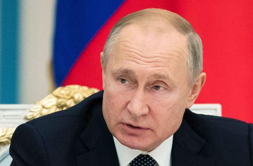 Wie Putin sich gewandelt hat