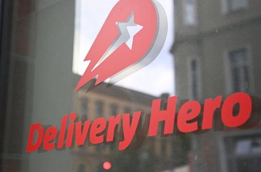 Berliner Essenlieferdienst Delivery Hero steigt in den Dax auf