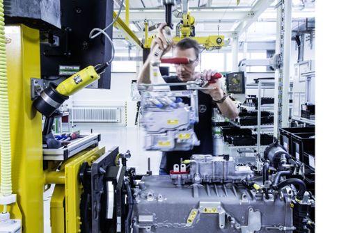 Daimler gründet  Lkw-Tochter