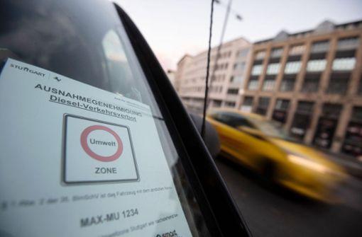 Scheuer will bei Diesel-Fahrverboten nachbessern